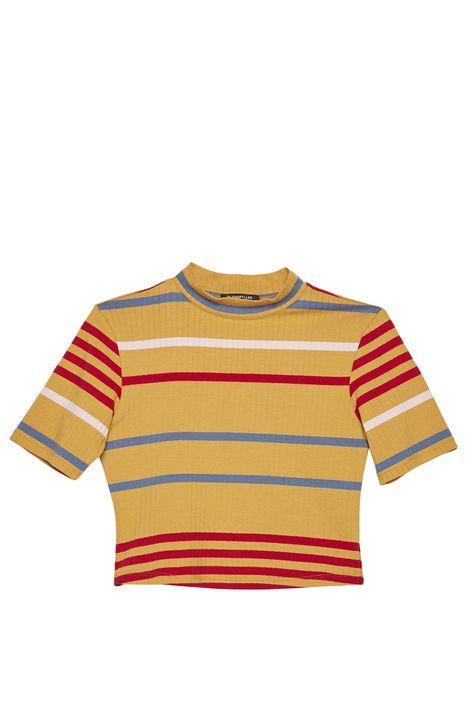 Camiseta-Listrada-Cropped-Feminina-Detalhe-Still--
