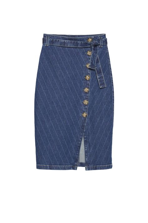Saia-Jeans-com-Listras-e-Amarracao-Detalhe-Still--
