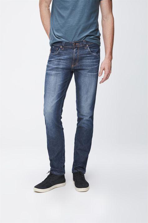 Calca-Reta-Jeans-Basica-Masculina-Frente-1--