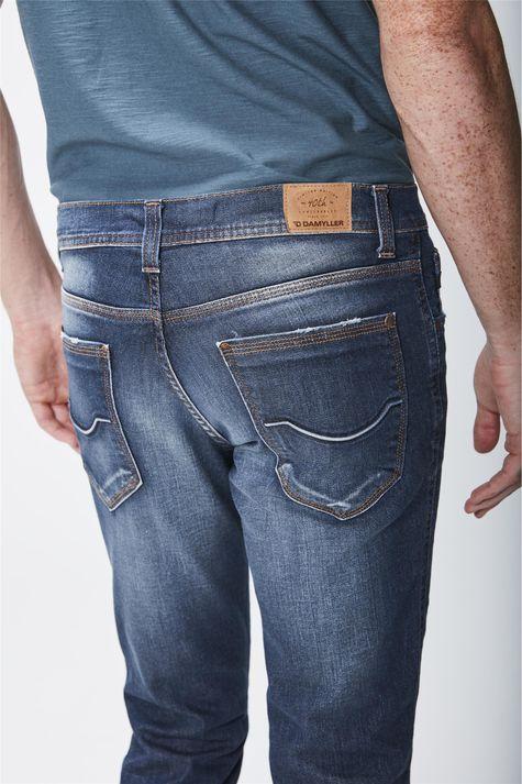 Calca-Reta-Jeans-Basica-Masculina-Detalhe--