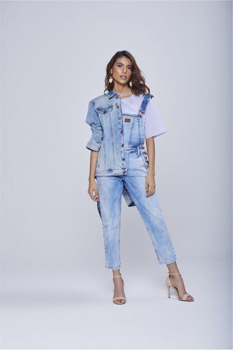 Jaqueta-Jeans-Trucker-Unissex-Detalhe-1-Feminina--