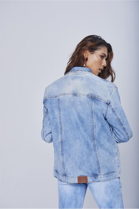 Jaqueta-Jeans-Trucker-Unissex-Costas-Feminina--