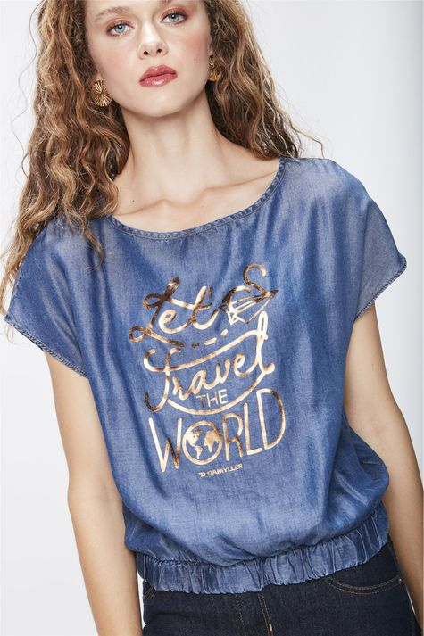 Top-Cropped-Jeans-com-Estampa-Feminino-Detalhe--