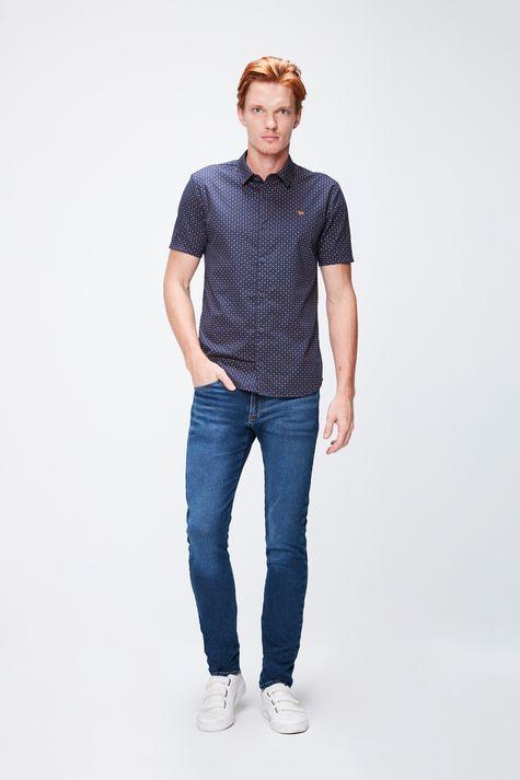 Camisa-Manga-Curta-Estampada-Masculina-Detalhe-1--