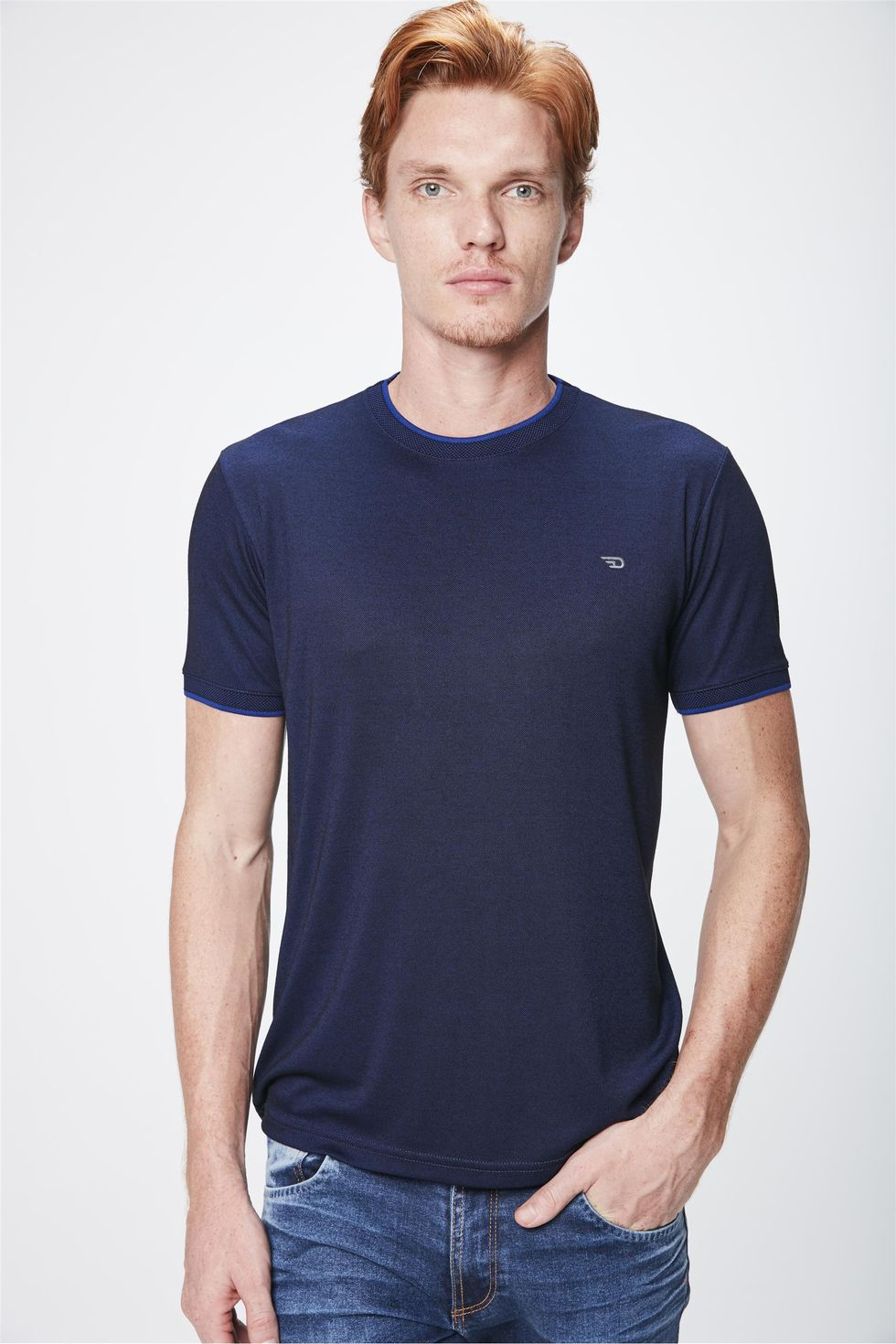 Camiseta-Masculina-College-Lisa-Frente--