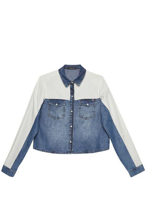 Camisa-Jeans-com-Recortes-Feminina-Detalhe-Still--