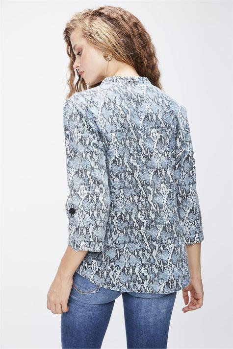 Camisa-Jeans-Animal-Print-Feminina-Costas--