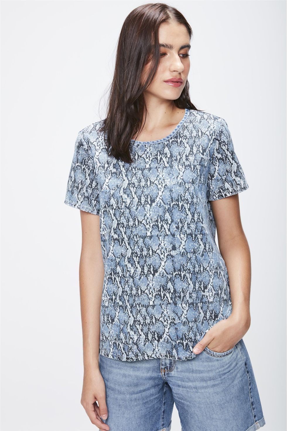 Camiseta-Feminina-Animal-Print-Frente--