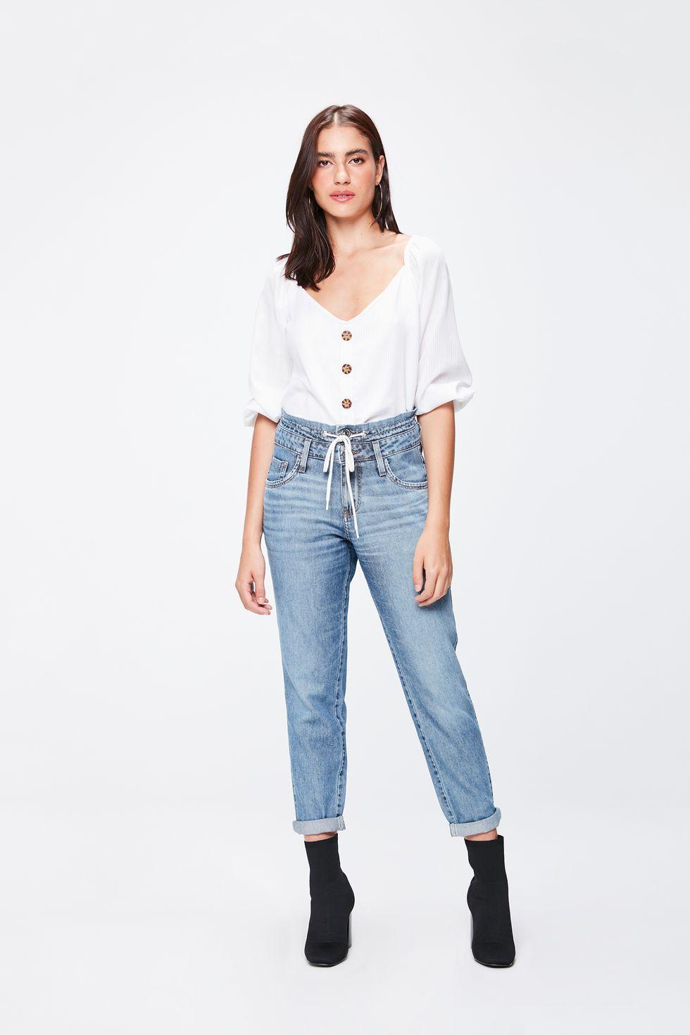 Calca-Jeans-Jogger-Cropped-Feminina-Frente--