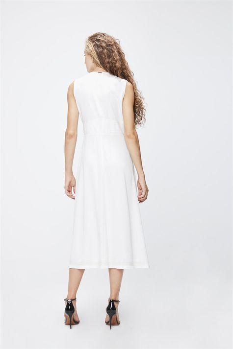 Vestido-Midi-com-Recortes-Feminino-Costas--