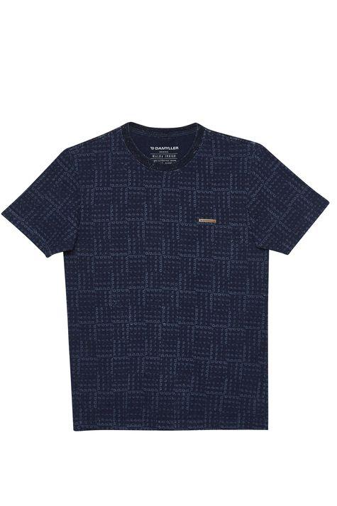 Camiseta-em-Malha-Denim-com--Repeticoes-Detalhe-Still--