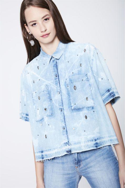 Camisa-Jeans-com-Detalhes-Recollect-Frente--