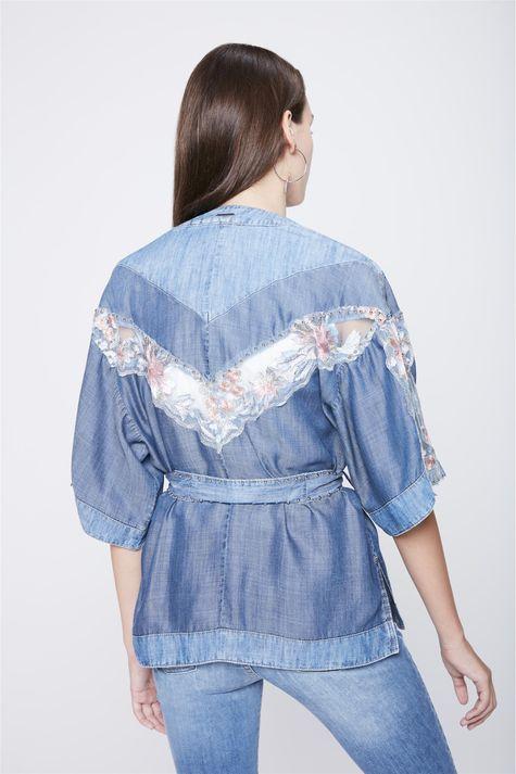 Kimono-Jeans-com-Renda-Recollect-Costas---