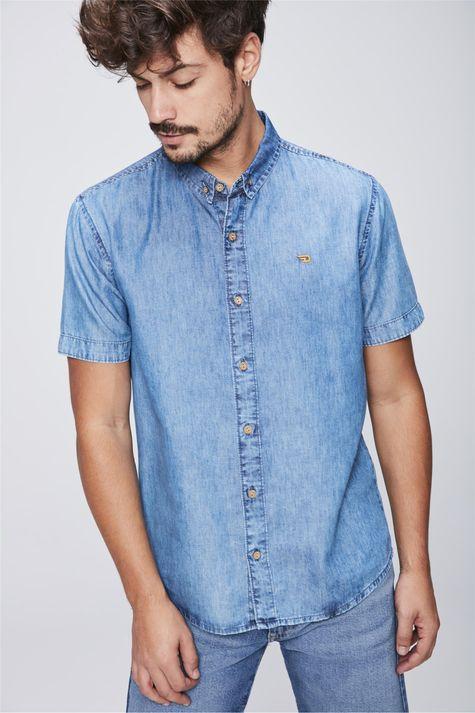 Camisa-Jeans-de-Manga-Curta-Frente--