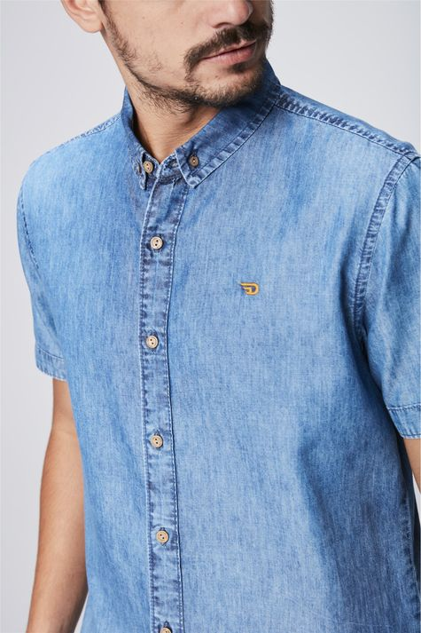 Camisa-Jeans-de-Manga-Curta-Detalhe--