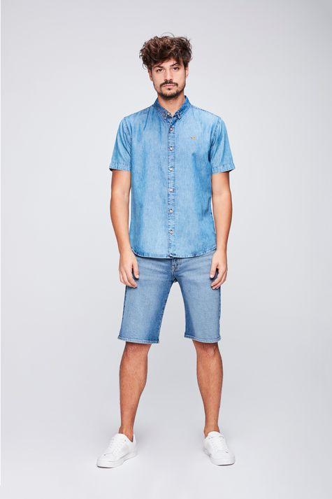 Camisa-Jeans-de-Manga-Curta-Detalhe-1--