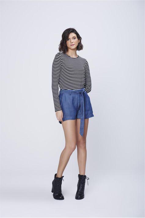 Shorts-Jeans-de-Alfaiataria-Detalhe-2--