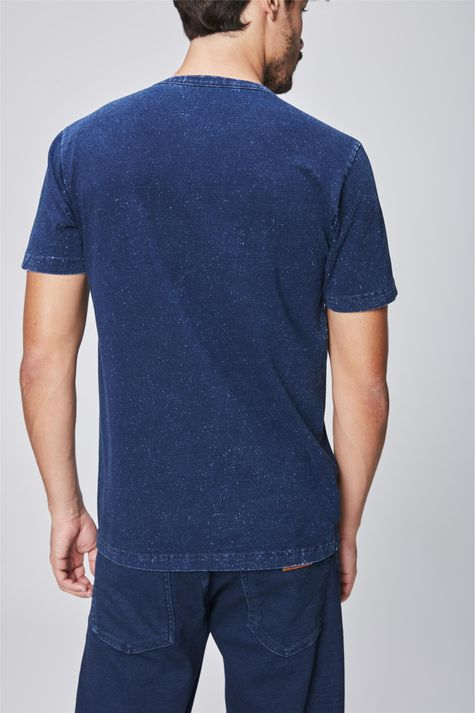 Camiseta-de-Malha-Denim-com-Bolso-Costas--