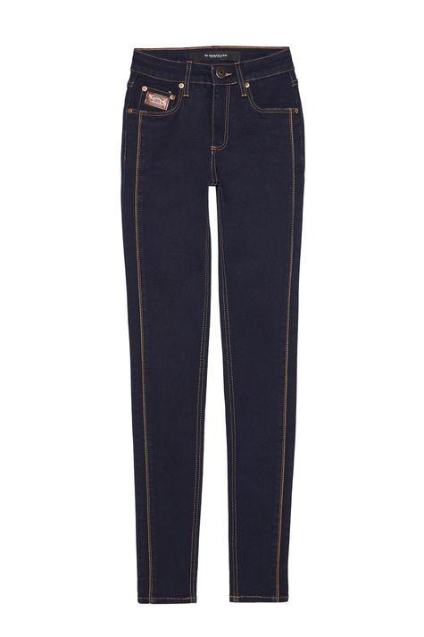 Calca-Jeans-Cigarrete-de-Cintura-Alta-Detalhe-Still--