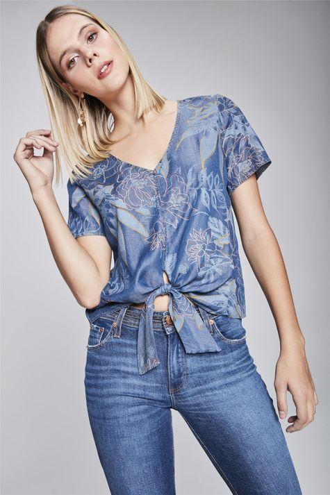 Blusa-Jeans-com-Amarracao-Estampada-Frente--