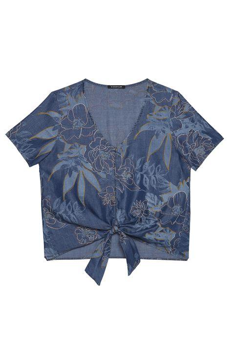 Blusa-Jeans-com-Amarracao-Estampada-Detalhe-Still--