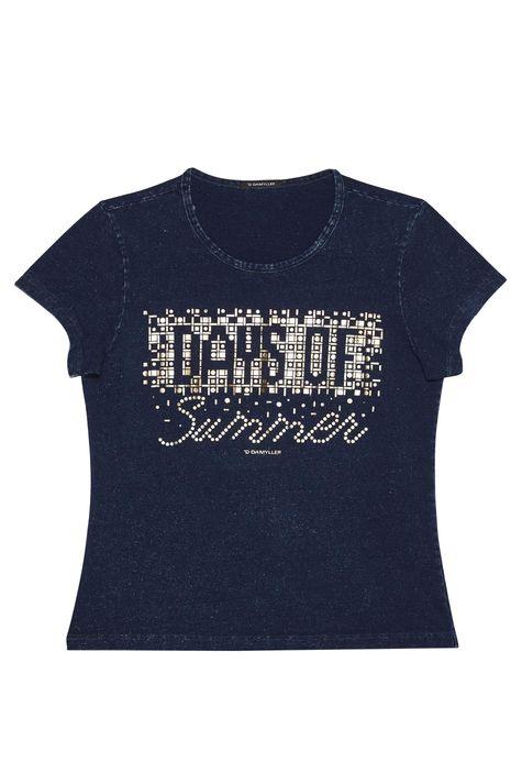 Camiseta-Estampada-de-Malha-Denim-Detalhe-Still--