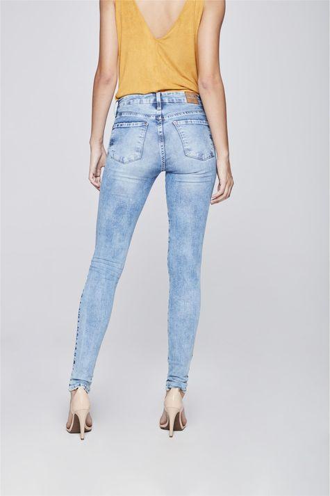 Calca-Jegging-Jeans-Claro-Feminina-Costas--