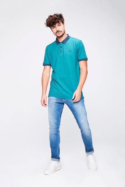 Camisa-Gola-Polo-Verde-Masculina-Detalhe-1--