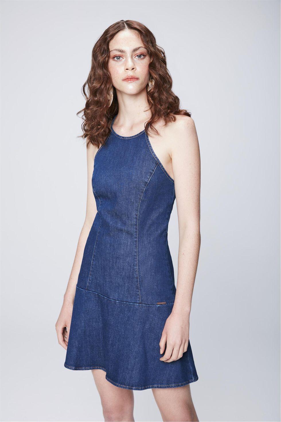 Vestido-Jeans-com-Babado-na-Barra-Frente--