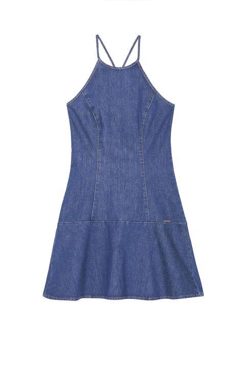 Vestido-Jeans-com-Babado-na-Barra-Detalhe-Still--