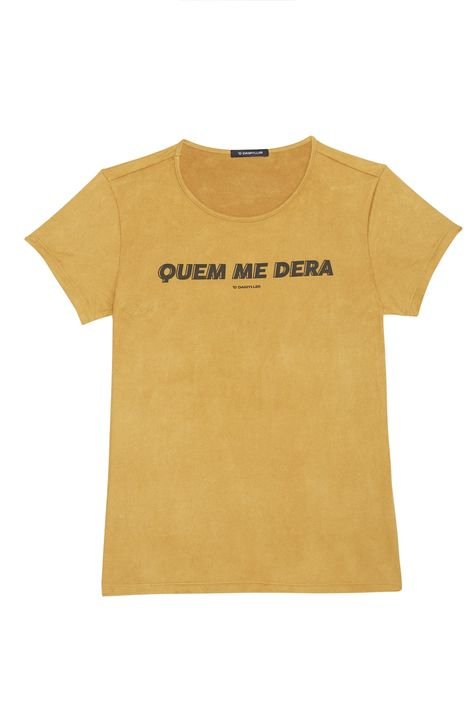Camiseta-Estampada-de-Suede-Feminina-Detalhe-Still--