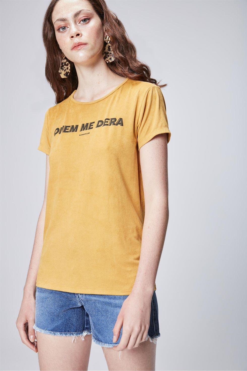 Camiseta-Estampada-de-Suede-Feminina-Frente--