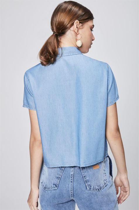 Camisa-Jeans-Cropped-Feminina-Costas--