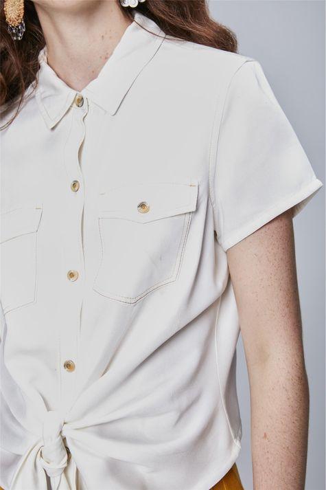 Camisa-Color-com-Amarracao-Feminina-Detalhe--