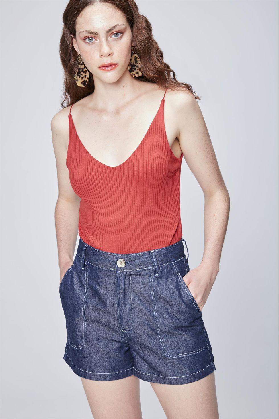 Short-de-Alfaiataria-Jeans-Solto-Frente--