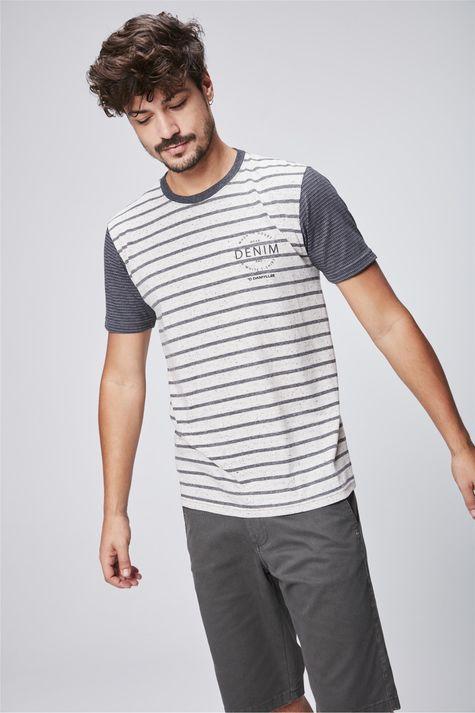 Camiseta-Listrada-com-Silk-Masculina-Frente--