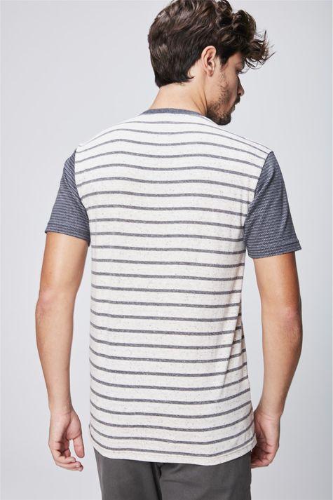 Camiseta-Listrada-com-Silk-Masculina-Costas--