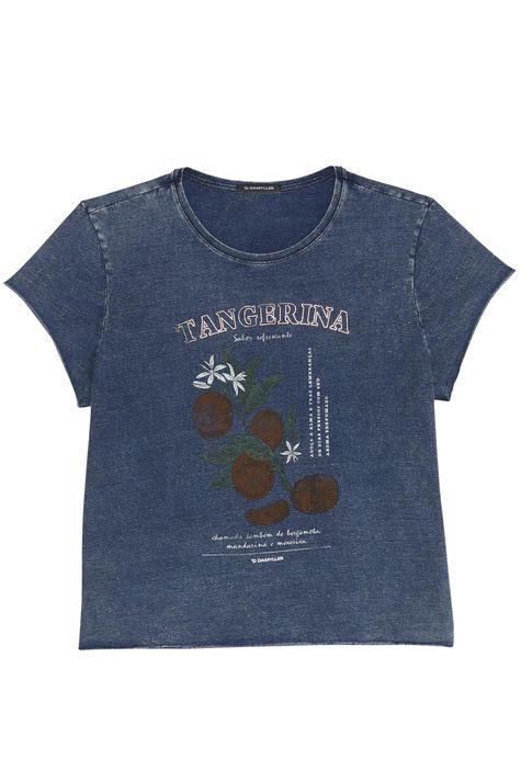 Camiseta-em-Malha-Denim-Estampa-Tropical-Detalhe-Still--
