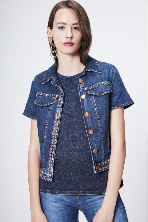 Jaqueta-Jeans-Manga-Curta-Recollect-Frente--