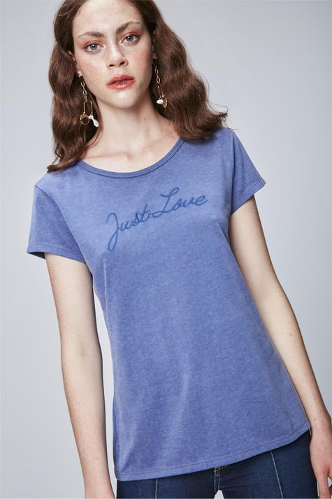 Camiseta-Feminina-Just-Love-Frente--