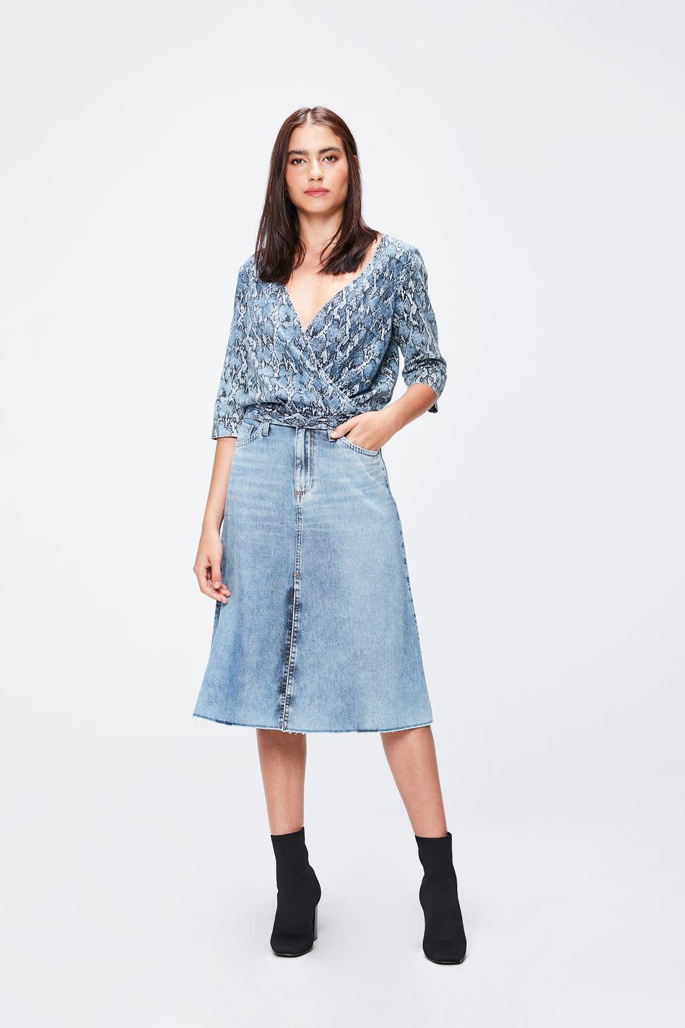 Saia-Midi-Jeans-Feminina-Frente--