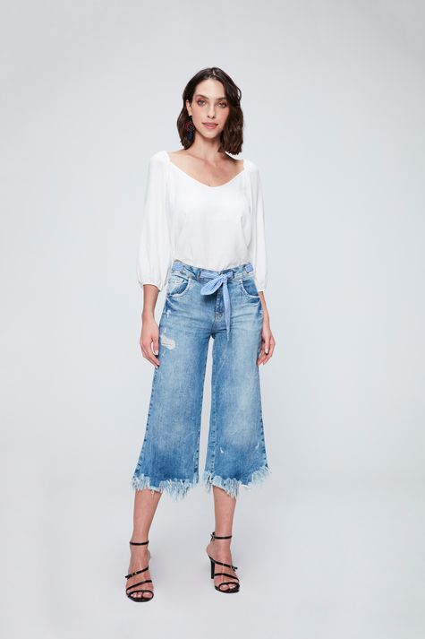 Pantacourt-Jeans-Destroyed-com-Lenco-Frente--