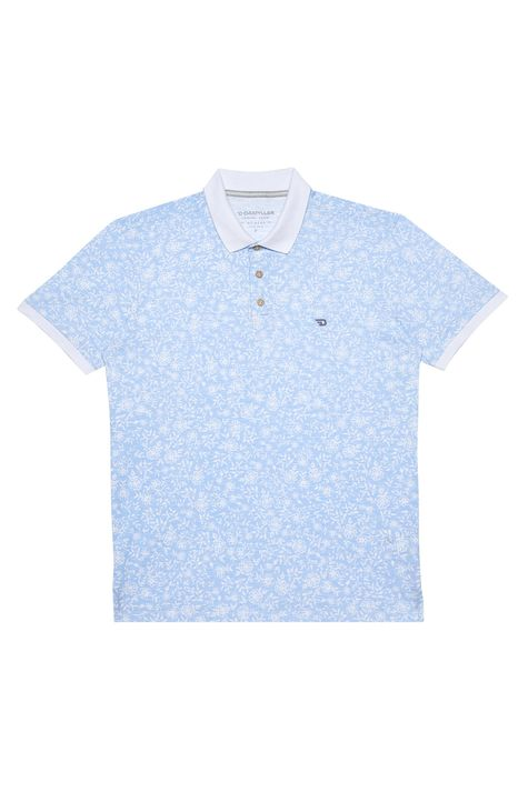 Camisa-Polo-com-Estampa-Floral-Masculino-Detalhe-Still--