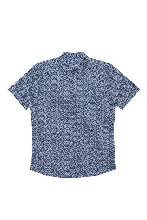 Camisa-com-Estampa-de-Ramos-Masculina-Detalhe-Still--