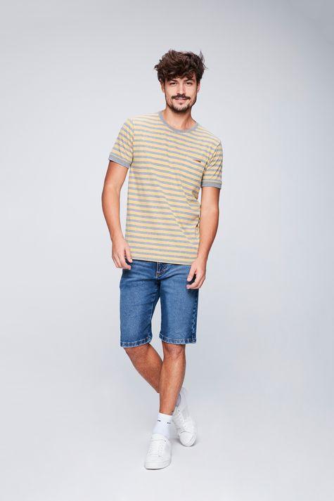 Camiseta-Listrada-com-Bolso-Masculina-Detalhe-1--