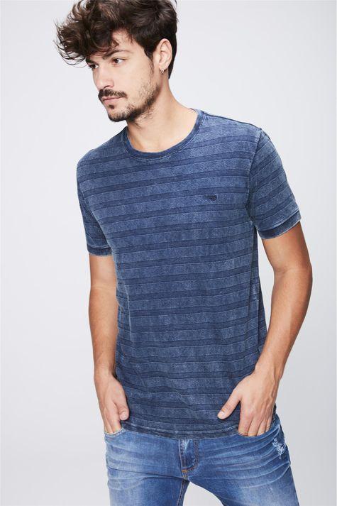Camiseta-de-Malha-Denim-Listrada-Frente--