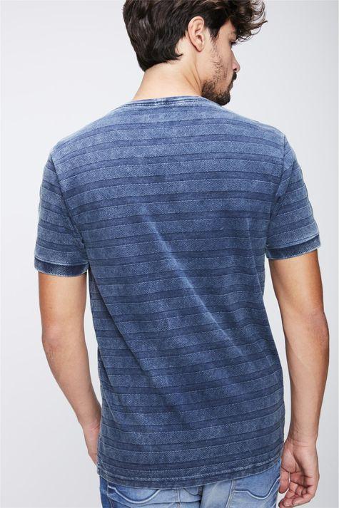 Camiseta-de-Malha-Denim-Listrada-Costas--