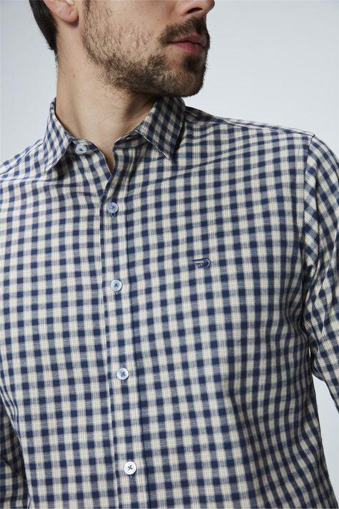 Camisa-Social-de-Algodao-Peruano-Xadrez-Detalhe--