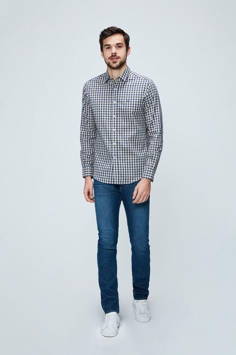 Camisa-Social-de-Algodao-Peruano-Xadrez-Detalhe-1--