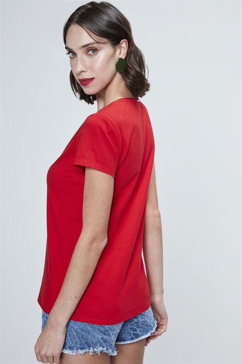 Camiseta-com-Estampa-Sou-Dessas-Feminina-Detalhe--